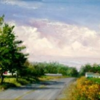 #78 Hersey Family Farm by Sally Ladd Cole