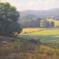 """Hersey Farm"" Lisa Jelleme #78 Hersey Family Farm, Andover"