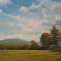"""Mt. Sunapee from Burpee Hill"" by Ron Brown #21 Carrol/Keating Easement"