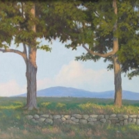 """""""The Big Field"""" by Lisa Jelleme #91 Cleveland Family Trust Easement"""