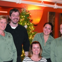 The Coach House staff