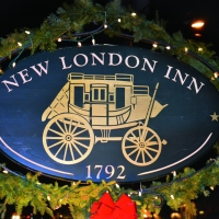 The 2015 Holiday Party at the New London Inn