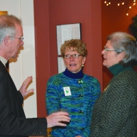 John Garvey, Patsy Steverson and Laurie DiClerico