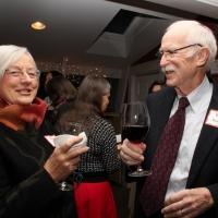 Ellie and Walt Goddard