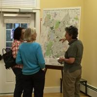Sharing the Ausbon Sargent map
