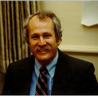 Bob Bowers as Vice-Chair in 1993-1994.