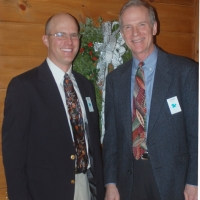With Greg Berger as Chair in 2011-2012, John Garvey returned to the board as his Vice-Chair.