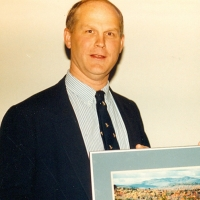 Woody Blunt was the first Ausbon Sargent Chairman of the Board in 1987.  He served 3 years from 1987 thru 1989.