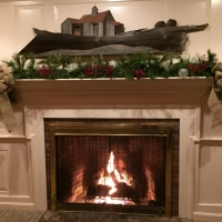 The Inn is always decorated beautifully for the holidays, making this a great kick-off to the season.