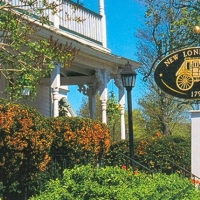 """""""Thank You"""" to the NL Inn for hosting the Thursday's Child Dinners each year and always including Ausbon Sargent.  This is a great fundraiser for the land trust."""