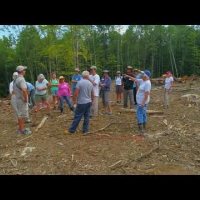 Embedded thumbnail for The Brown Family's Frazier Brook Farm Hike--2 Months after the Tornado Struck